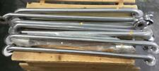 (11) Stainless Steel Safety Grab Bars Lot 3446