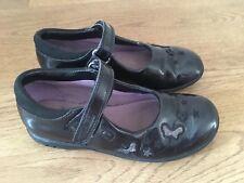 Girls Clarks School Shoes Size 11E