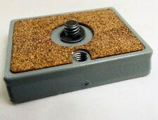 Tripod slide Plate shoe  53X42mm  for camera tripod metal sturdy