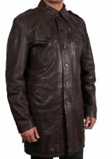 Leather Outer Shell Big & Tall Trench Coats & Jackets for Men