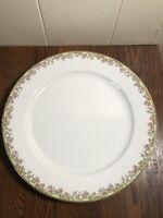 "Vintage Noritake The ALSACE China 12"" Chop Platter RARE"