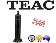 Teac 2.1CH Tallboy Speaker System w/ iPhone iPod Dock Tuner Clock iTB500iP *RFB*