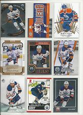 Lot of 27 Different Jordan Eberle Hockey Card Collection (includes RC) Mint