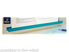 TCM Tchibo 2 Metall Regalböden Regalboden aus Metall türkis / blau NEU