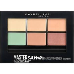 Maybelline Master Camo Color Correcting Concealer Kit Light