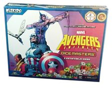 Wizkids Marvel Dice Masters : Avengers Infinity Campaign Box, New