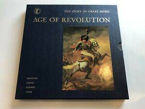 The Story of Great Music Age of Revolution LP Set