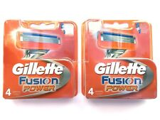 Gillette Fusion Power Blades 16 (4x4 pack) Genuine (BNIB)