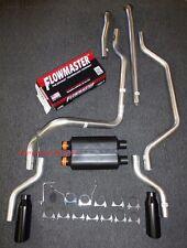 09-17 Toyota Tundra Dual Exhaust Kit w/ Flowmaster Super 40 Muffler