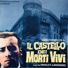 A.F.Lavagnino - Il Castello Dei Morti Vivi - Soundtrack CD