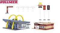 Vollmer N 47766 McDonalds Schnellrestaurant mit McCafé - NEU + OVP