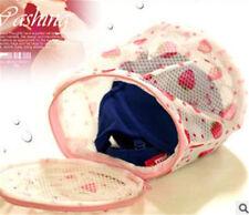 Laundry Saver Washing Bra Underwear Practical Magic X Sock Mesh Wash Basket Bag