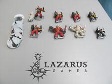 Warhammer 40K, 30k Horus Heresy Space Marines - 8 Scouts (Rogue Trader era)