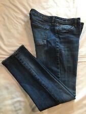 (*-*) KUT FROM THE KLOTH * Womens CATHERINE BOYFRIEND Blue Jeans * Size 10