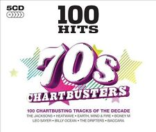 VARIOUS ARTISTS - 100 HITS: 70S CHARTBUSTERS (NEW CD)