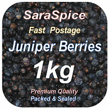 Juniper Berries 1kg - SaraSpices - Herbs & Spices