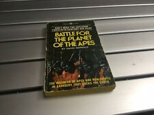 Battle for the Planet of the Apes by David Gerrold - 1973