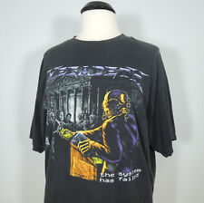 MEGADETH The System Has Failed Graphic Print T-Shirt Men's size XL