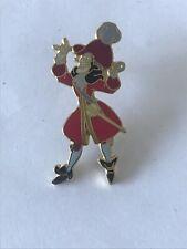 Disney Pins Captain Hook
