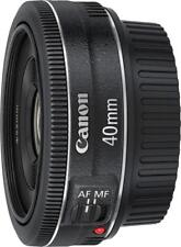 CANON single focus lens EF40mm F2.8 STM full size compatible EMS w/ Tracking NEW