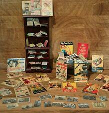 Seconde guerre mondiale joblots, affiches, ration Books, documents, journaux, photo!!!