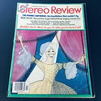 VTG Stereo Review Magazine February 1979 - Beverly Sills / Janie Fricke
