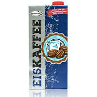 Hochwald - Premium Eiskaffee 1,5% fettarm in 1 Liter - Ice Coffee Kaltgetränk