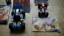 LEGO® Racers 8493 und 8494
