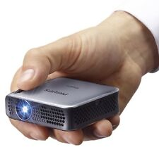 Philips PPX4010 Portable LED Pocket Projector 100 Lumens with USB (BNIB) RF11999