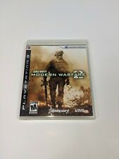 Call of Duty: Modern Warfare 2 (PlayStation 3) cod mw2 PS3 Game COMPLETE Tested
