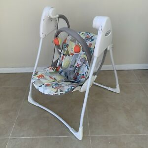 Graco Baby Delight Portable Powered Swing