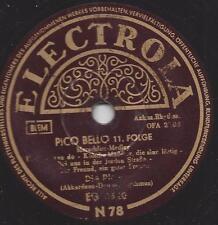 Die Picos Akkordeon Duo mit Rhythmus  : Pico Bello, Folge 11 + 12
