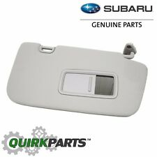 OEM 08-11 Subaru Impreza 08-14 WRX STi Right Sun Visor Mirror NEW 92011FG042ME