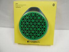 NEW Logitech X50 Mobile Speaker  Green/Blue
