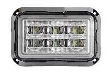 NUOVO universale 9 - 36 VOLT LED AMBRA emergenza beakdown Strobe SPIA LED