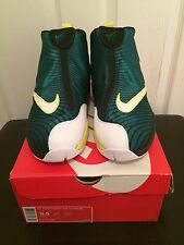 Nike Air Zoom Flight The Glove QS Sole Collector OG Gary Payton Sz 9.5