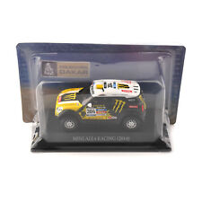COLECCION DAKAR 1/43 MINI ALL4 RACING 2014 Vehicles Diecast Car Collection Gift