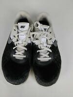 Womens Nike Metcon 3 Black/White Sz 7.5 VGC