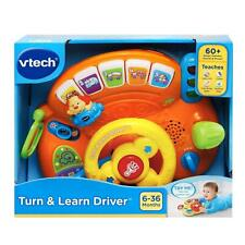 VTech Turn and Learn Driver For Children Baby Car Education Fun Kid Gift Toy