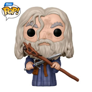 Funko The Lord of the Rings - Gandalf Vinyl Pop! Movies #443 **FREE DELIVERY**