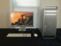 2010 12 CORE Mac Pro 3.33GHz + 64GB RAM + 4TB HD + 1TB SSD + USB 3.0