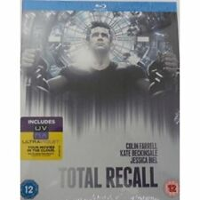TOTAL RECALL - BLU RAY - NEW / SEALED