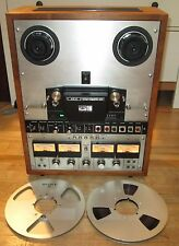 AKAI GX-400DSS  REEL TO REEL + AKAI HUBS + 2 METAL REELS SONY *SERVICED*