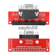 VGA666 Gert-VGA 666 Module Adapter Board For Raspberry Pi 3 B 2 Model B+ A+ UK
