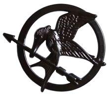 Mockingjay Pin Hunger Games Katniss Everdeen Distric 12 Peeta Gale