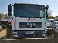 Man 7.5T lorry for parts or salvage