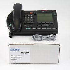 Nortel Meridian M3904 Display Avaya Phone Charcoal Bulk