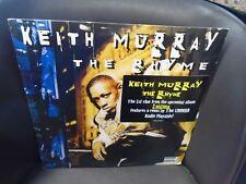 Keith Murray The Rhyme vinyl 12 Inch 1996 Jive Records VG+
