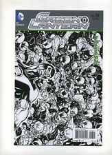 GREEN LANTERN #16 1:25 INCENTIVE VARIANT COVER NEW 52!