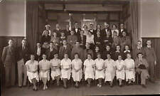 ? Wordsley near Kingswinford & Stourbridge. Indoor Hospital Group by H. Dudley.